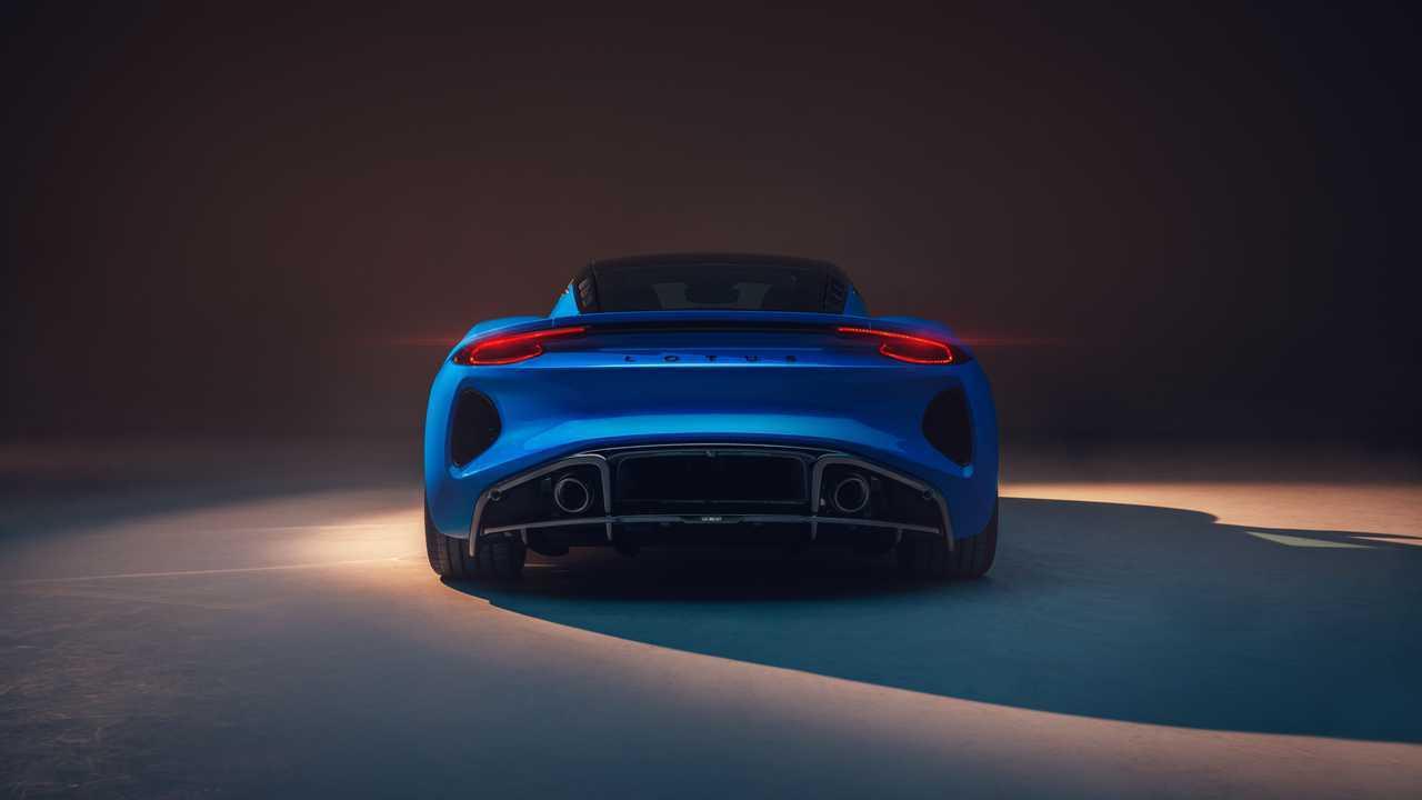 2022 Lotus Emira