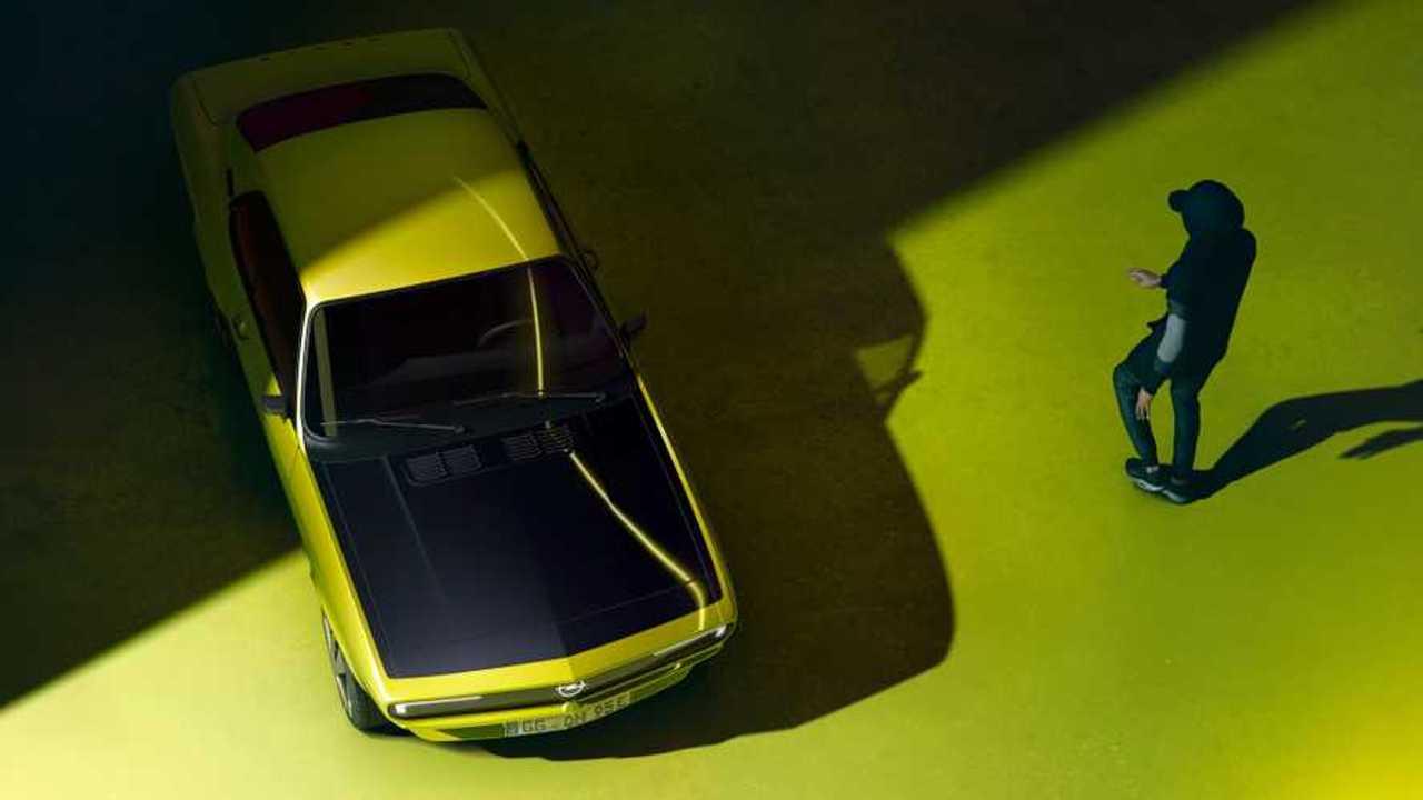 Opel Manta GSe ElektroMOD 2021, un restomod eléctrico del clásico alemán