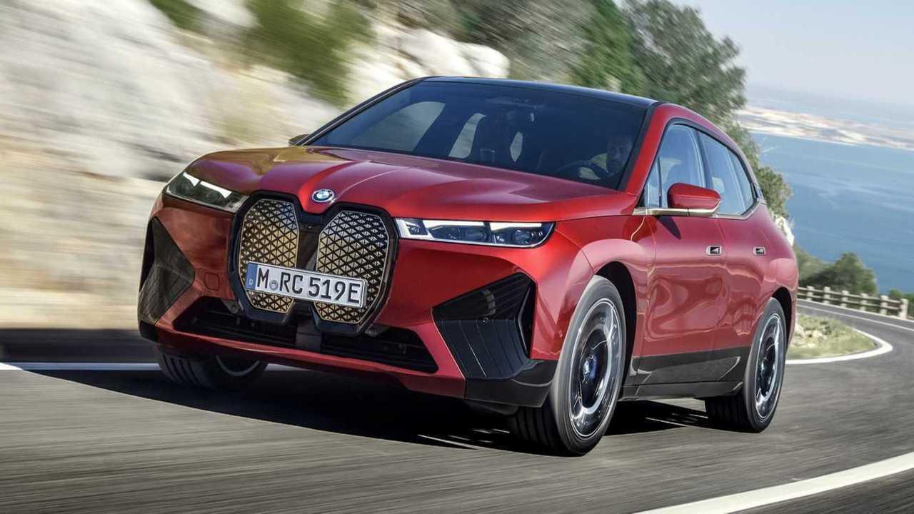 BMW iX: Bis 630 km WLTP
