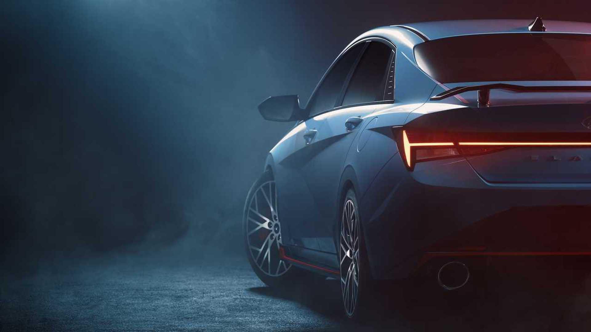 Hyundai'dan sürpriz bir Elantra N teaser'ı!