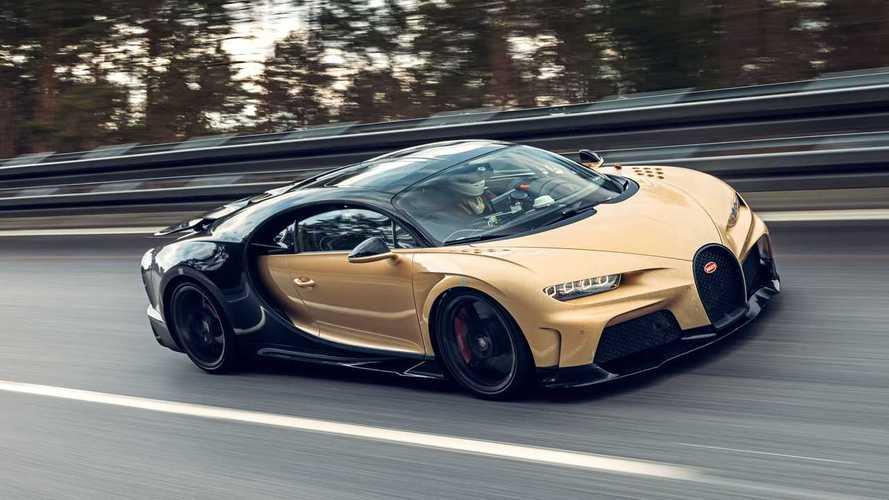 Bugatti Chiron Super Sport: Finale Tests mit 440 km/h