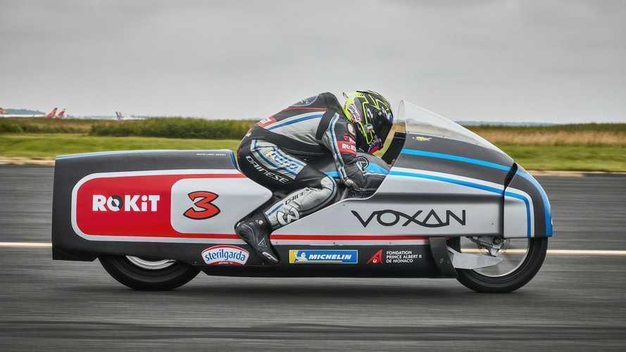 Voxan à la poursuite d'un nouveau record du monde de vitesse