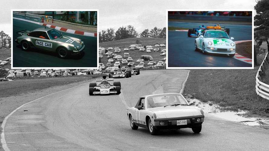 Formel 1: Die Evolution des Safety Car