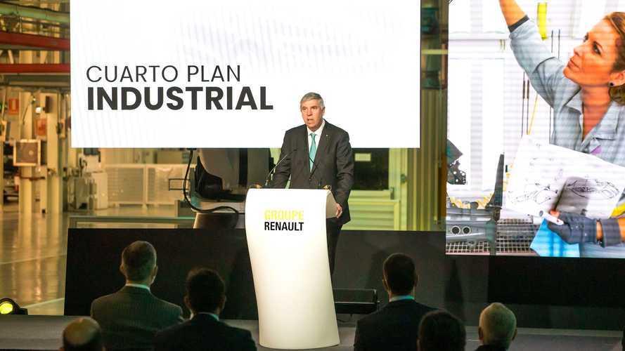 Renault producirá hasta 5 nuevos modelos en sus fábricas españolas
