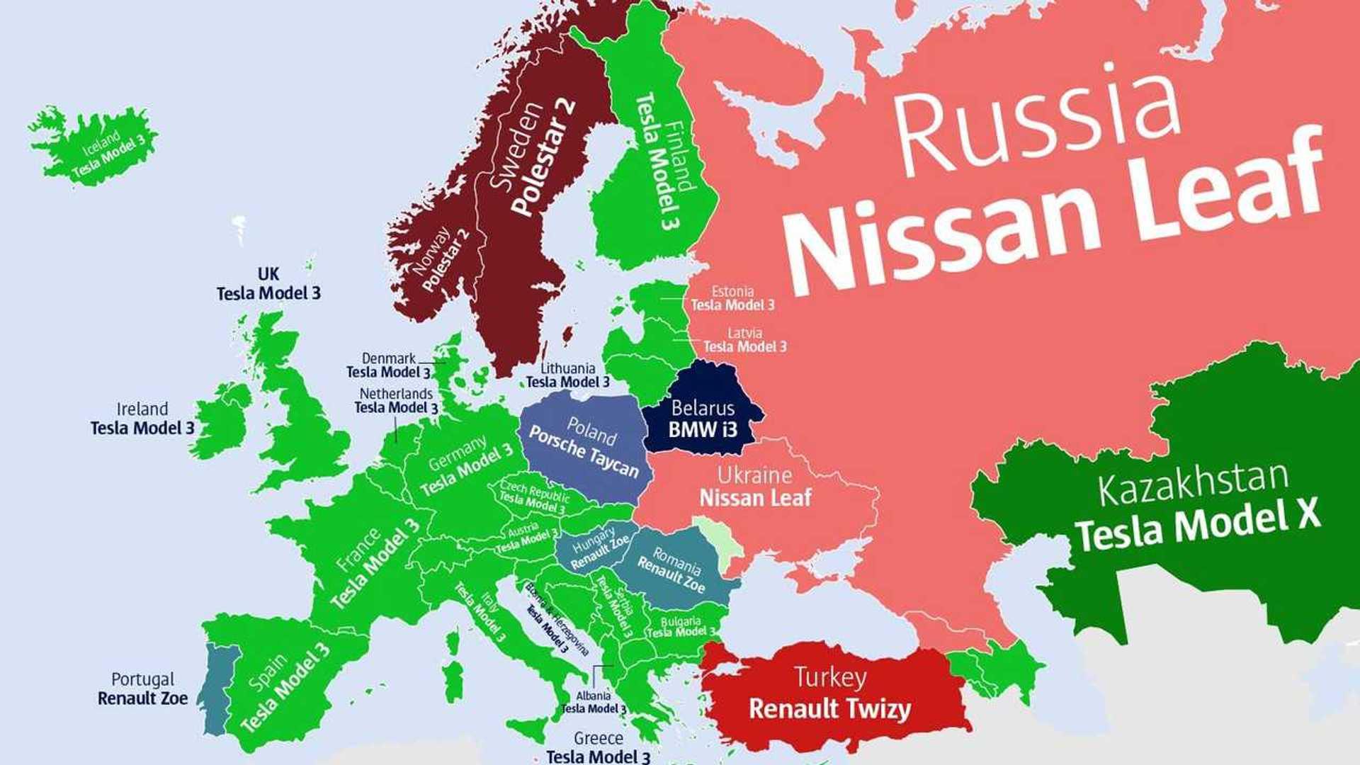 В России у Теслы нет будущего