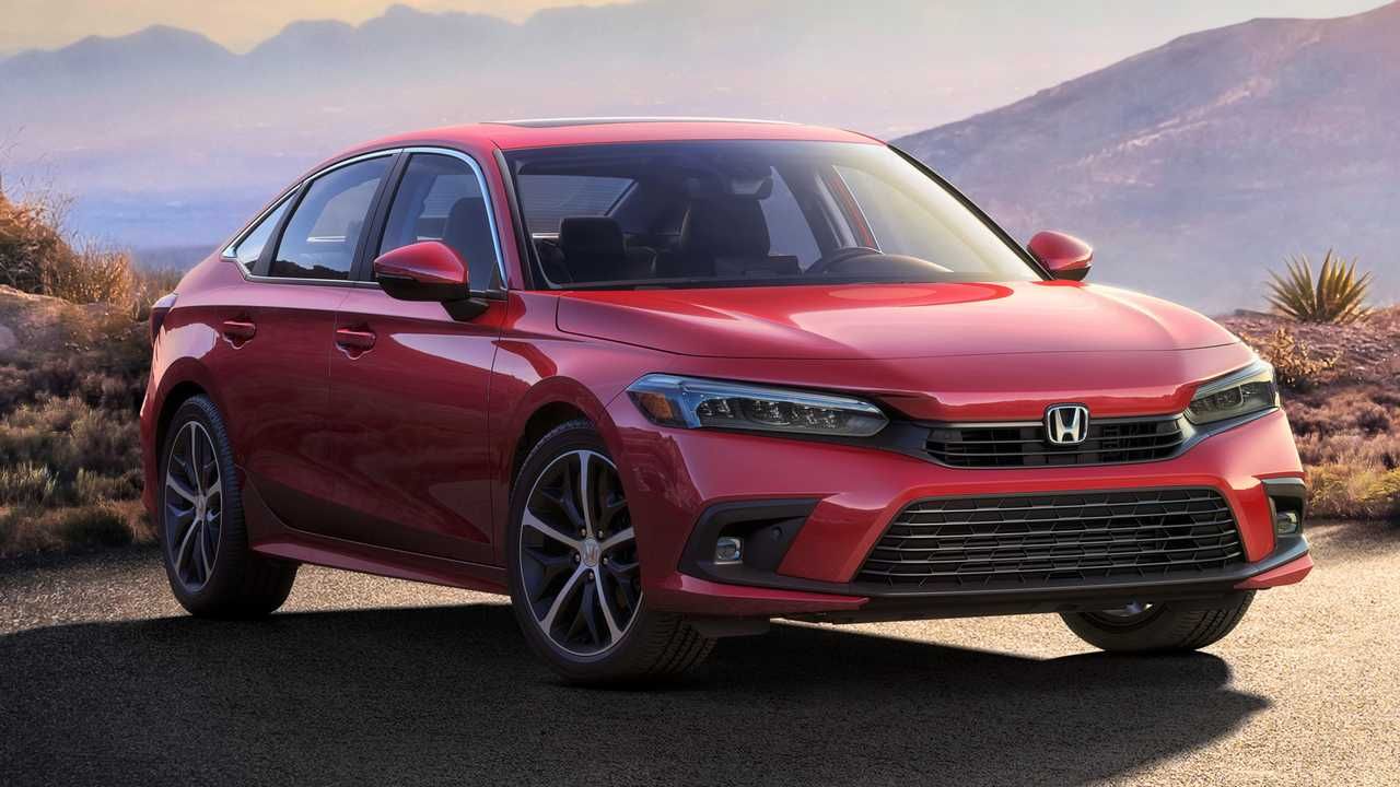 2022 Honda Civic Touring