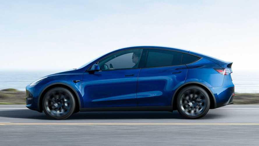 Tesla Model Y Replaces Model 3 As Top-Selling EV (California/US)
