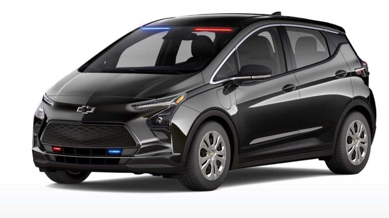 2022 Chevrolet Bolt SSV Law Enforcement Vehicle