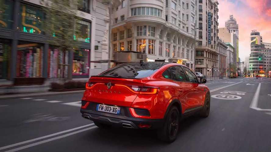 Renault Arkana híbrido 2021: el SUV coupé de moda, a prueba