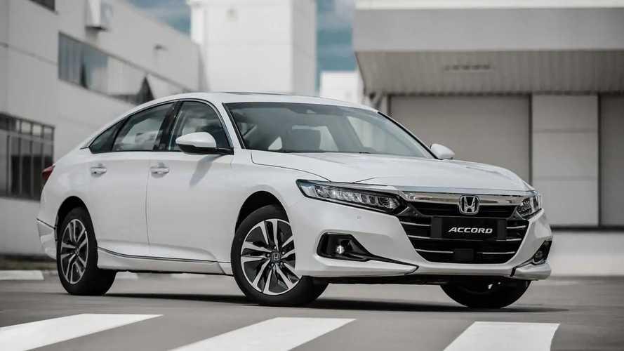 Honda Accord 2022 híbrido é lançado no Brasil por R$ 299.900