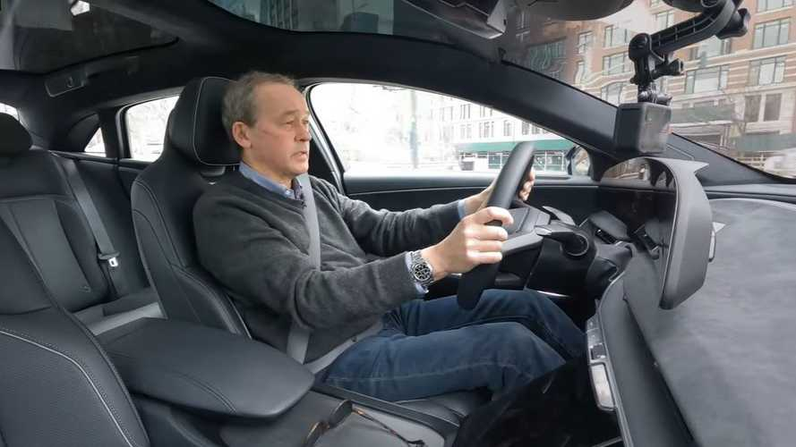 """Lucid CEO Wants EV Sector To Become A """"Two Horse Race"""""""