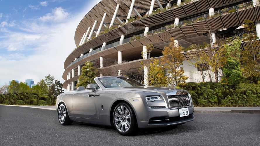 Rolls-Royce Dawn Karya Kengo Kuma