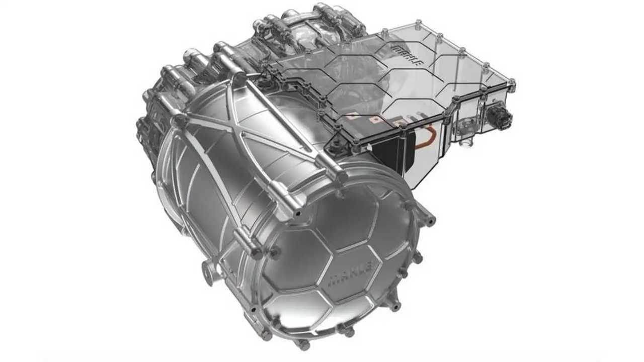 Il motore elettrico Mahle senza magneti