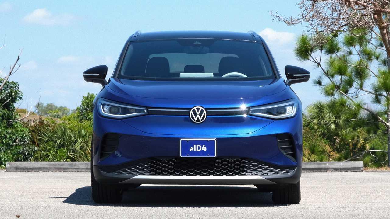 2021 Volkswagen ID.4 1st Edition Exterior