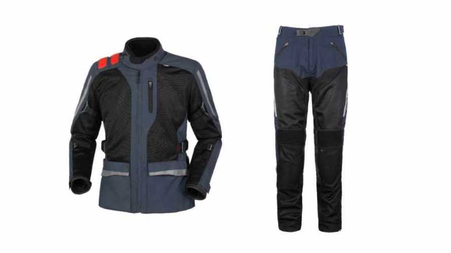 Tucano Urbano Releases Vented Adventure Jacket And Trousers