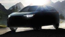 Subaru Solterra: Name des neuen Elektro-SUVs nun fix