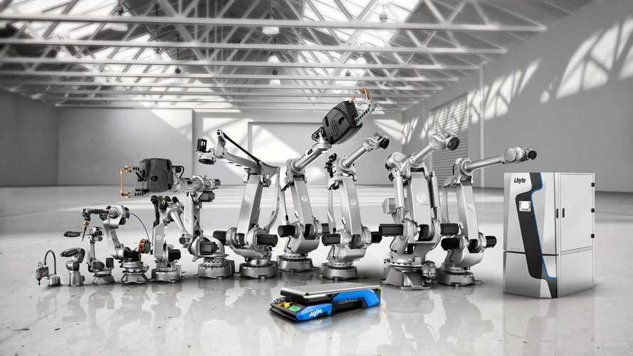 Tesla sceglie i robot italiani di Comau Robotics per Fremont