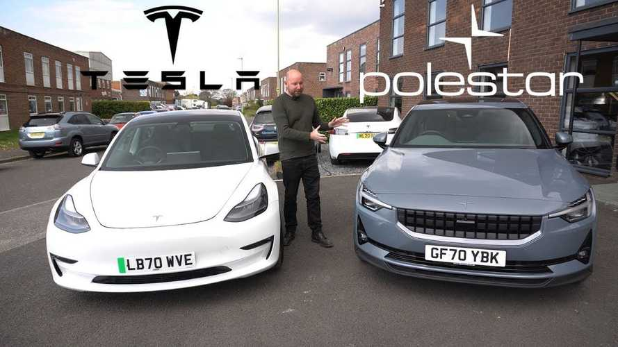 Tesla Model 3 Vs Polestar 2: Long-Time Tesla Owner's Thoughts