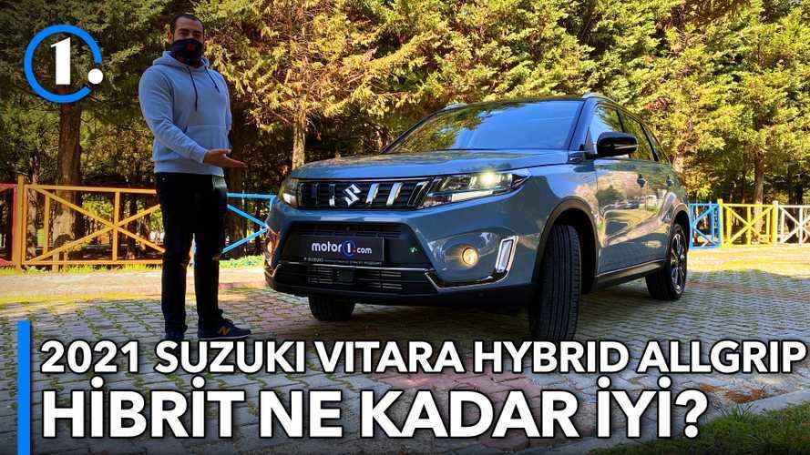 2021 Suzuki Vitara Hybrid AllGrip GLX Premium | Neleri Farklı?