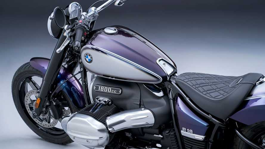 BMW Introduces Option 719 Premium Accessories For R 18