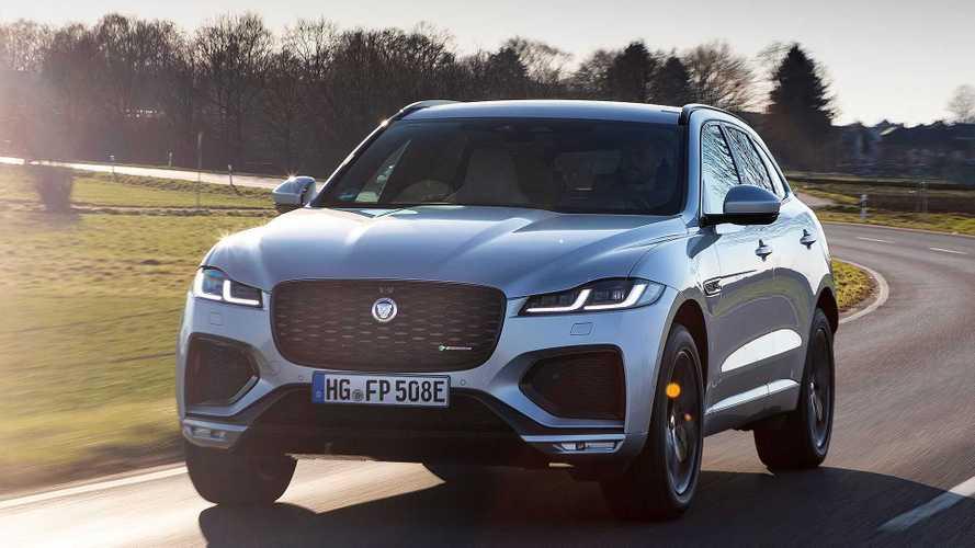 Jaguar F-Pace (2021) Facelift im Test: Neuer Plug-in-Hybrid und 400-PS-R6 gefahren