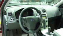 New Volvo C30 at Paris