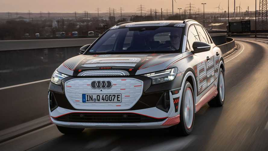 Audi Q4 e-tron: Erste Details zu Abmessungen und Innenraum