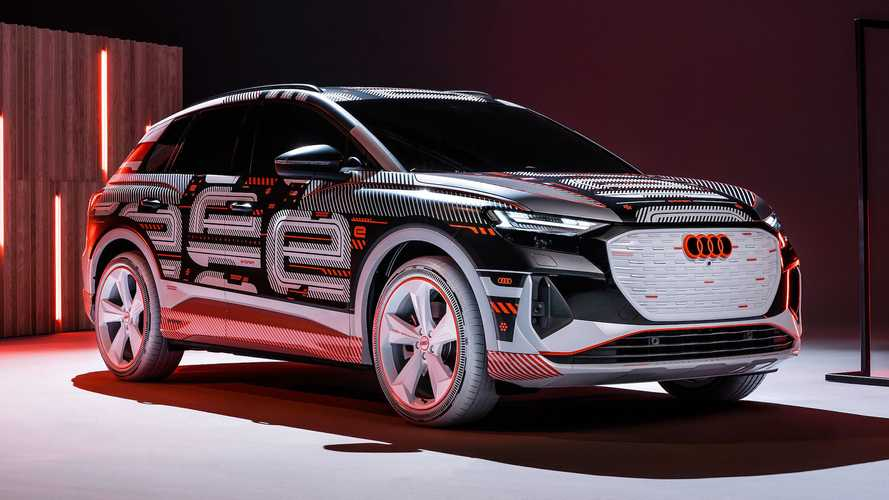 Audi Q4 E-tron Revealed With Emphasis On Its Interior, Augmented Reality HUD