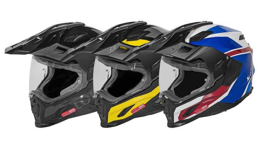 Touratech Launches New 2021 Aventuro Carbon2 Plus Helmet Graphics