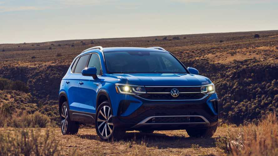 2022 Volkswagen Taos Compact Affordably Priced At $22,995
