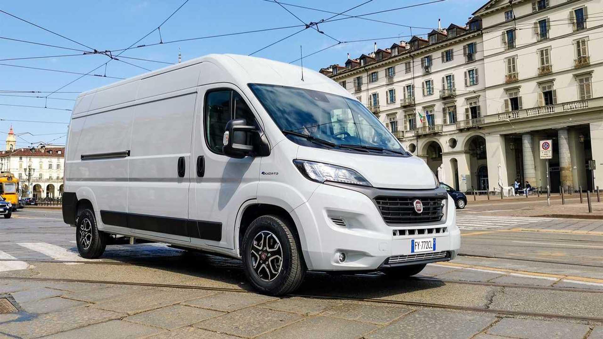 E-Ducato di Fiat Professional, l'elettrico al debutto in società
