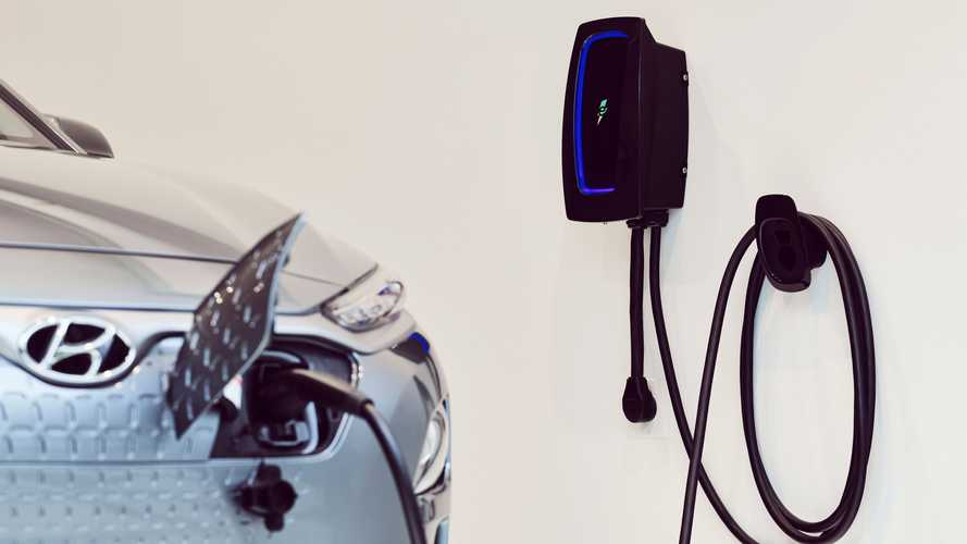 Meet HomeStation: Electrify America's Sleek New 40-Amp Smart Charger