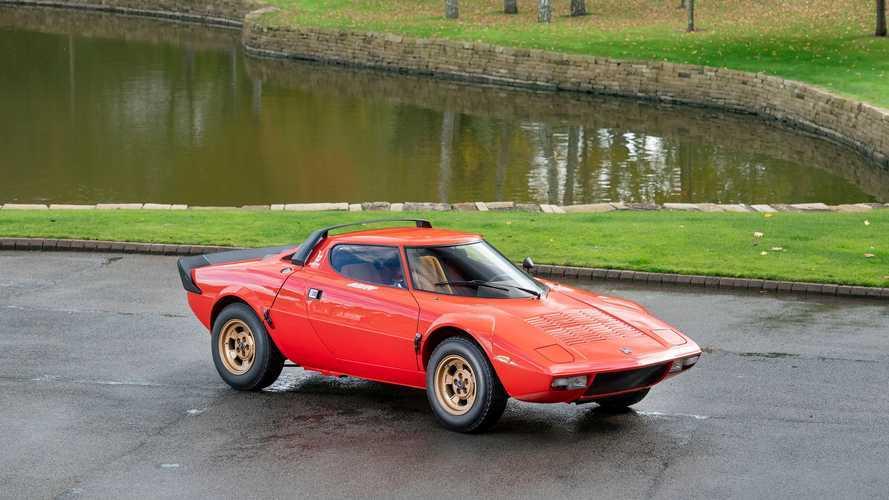 Lancia Stratos, uno splendido esemplare è in vendita a 560.000 euro