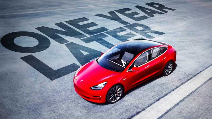 The Tesla Model 3 One Year Later: Jon Rettinger Spells It Out For Us