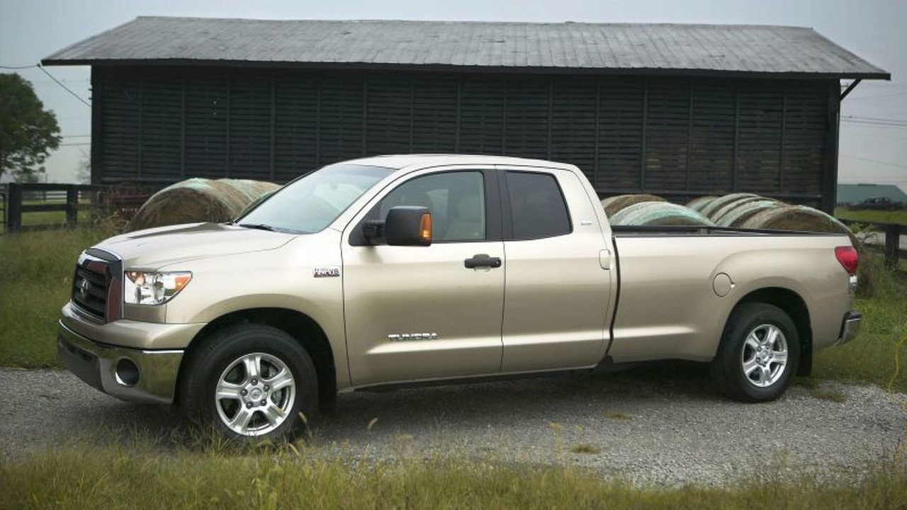 Toyota Tundra Double Cab Long Bed 125031