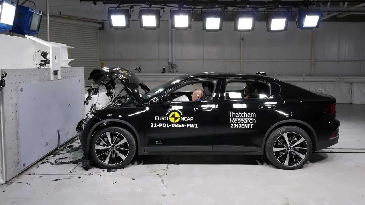Polestar 2 Impresses In New Euro NCAP Test Round
