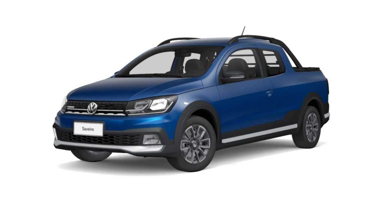 VW Saveiro (2021): Günstiger Kompakt-Pick-up für Brasilien