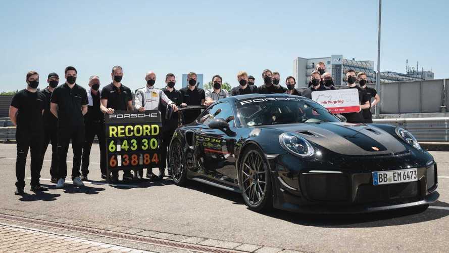 Mercedes-AMG высказал свои претензии к Porsche по поводу рекорда