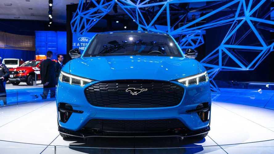 Ford vai produzir dois SUVs elétricos baseados no Mustang Mach-E no México
