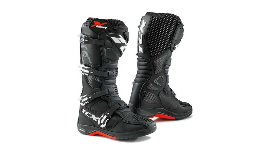TCX X-Helium Michelin Boots Bring Durability And Comfort Off-Road