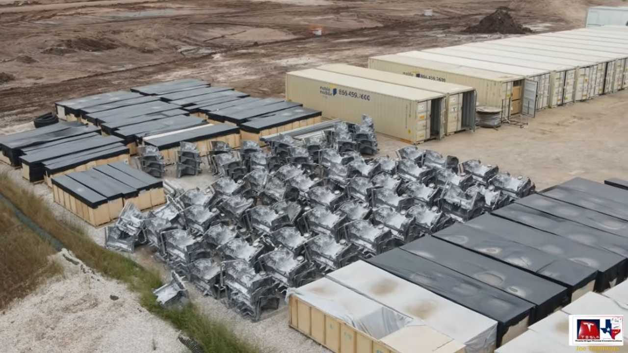 Tesla fertigt in Texas schon Alu-Druckgussteile für das Model Y - bevor die Fabrik fertig ist