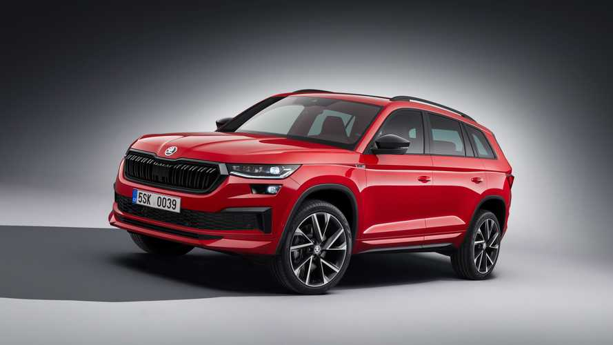 Updated Skoda Kodiaq will go on sale in June with prices from £27,650