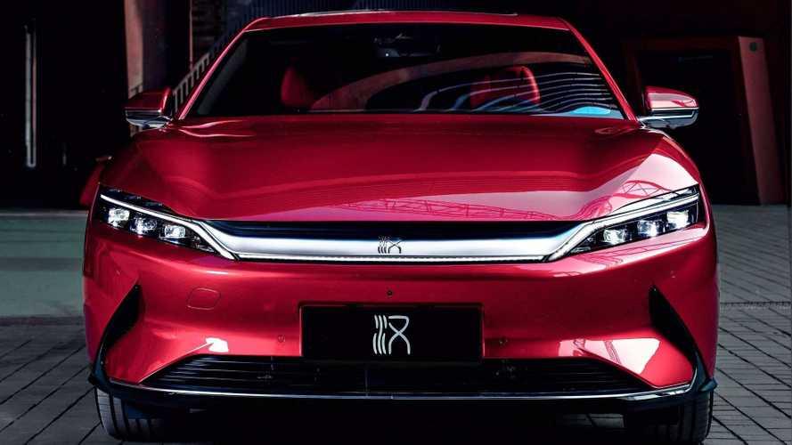 'Super bateria' passa a equipar 100% dos carros elétricos da BYD