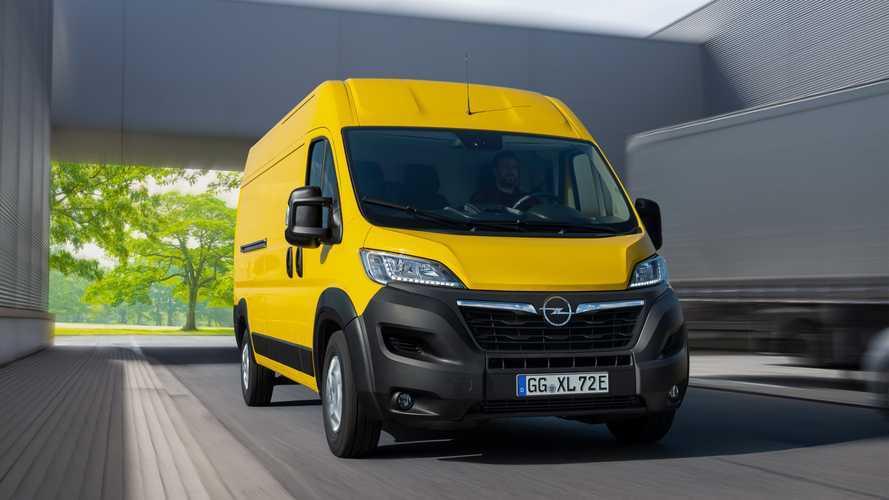 Opel Movano, la nuova generazione (su base Ducato) sarà elettrica