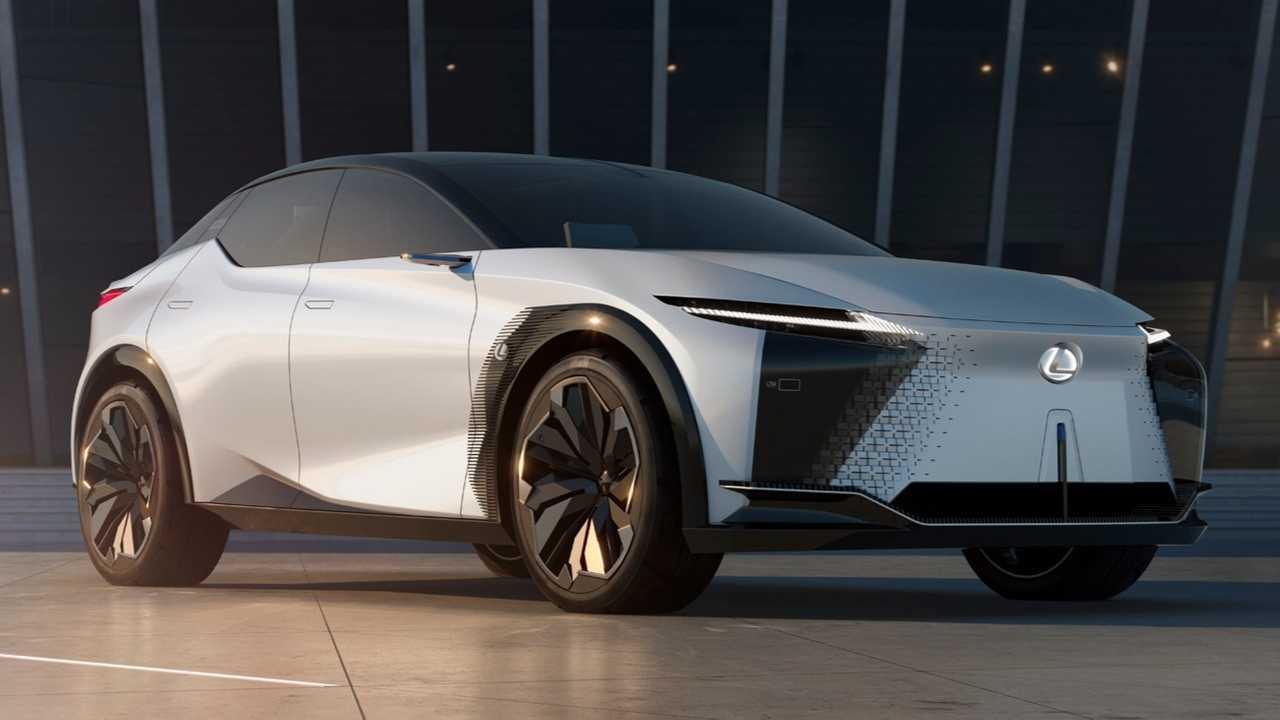 Lexus präsentiert die SUV-Studie LF-Z