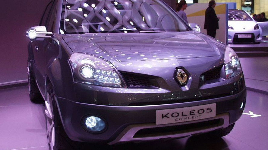 Renault Koleos Concept Unveiled At Paris Motor1 Photos