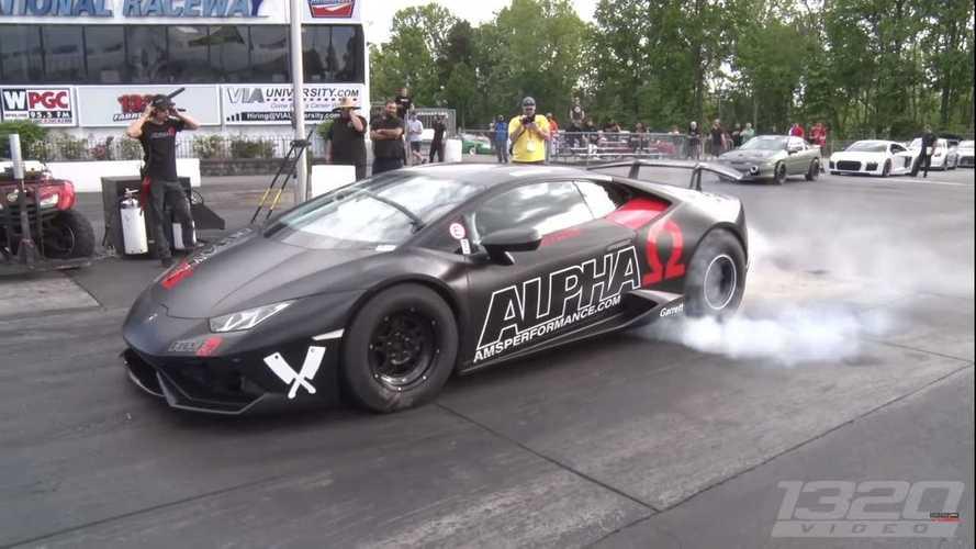 2000-сильный Lamborghini Huracan