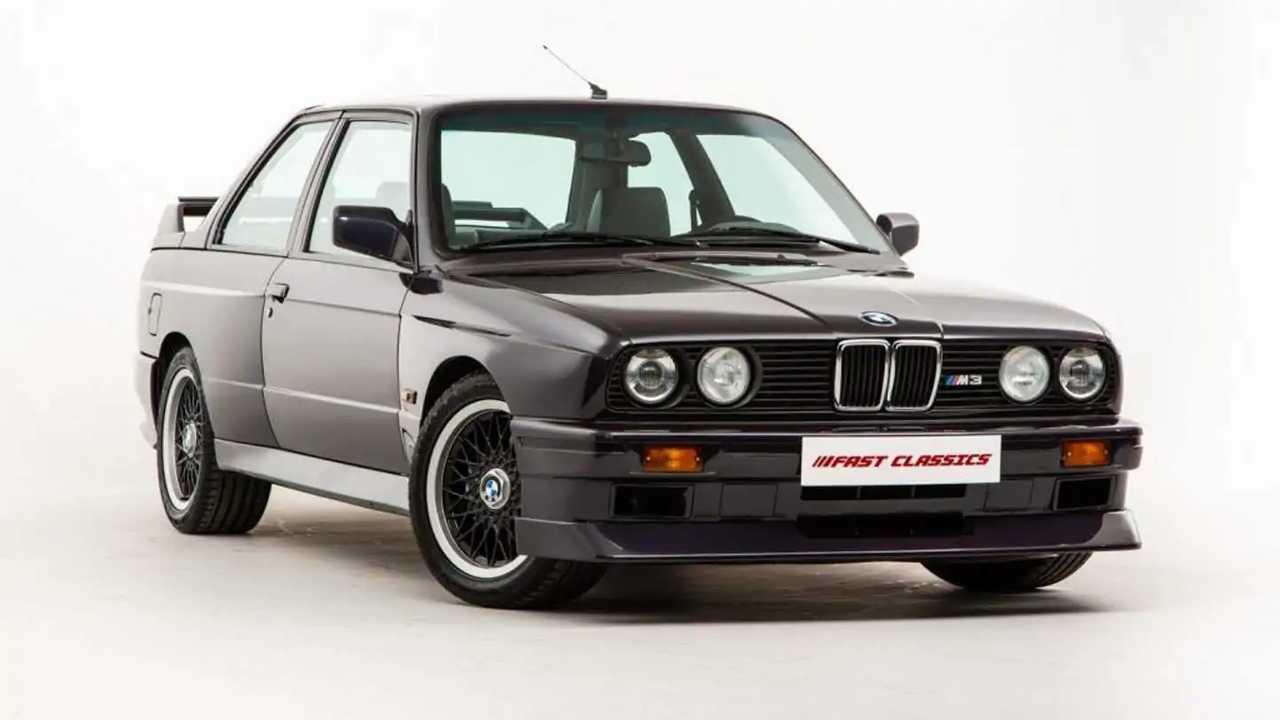 BMW M3 E30 Cecotto Edition (1989)