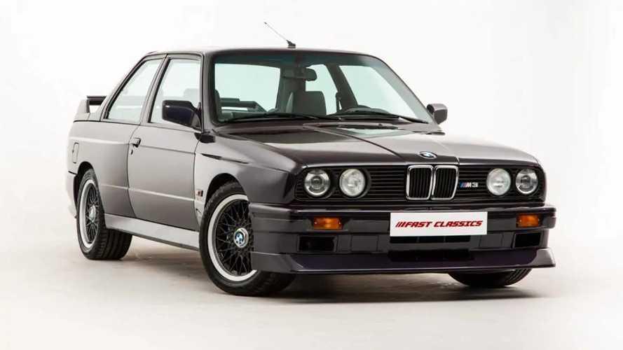BMW M3 E30, una rara Cecotto Edition in vendita