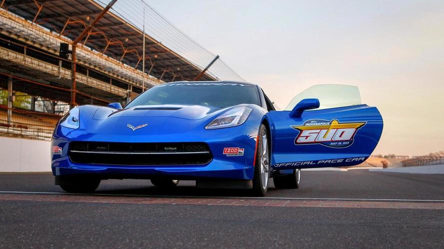 Chevrolet Corvette Stingray Indy 500 Pace Car 03052013 Motor1